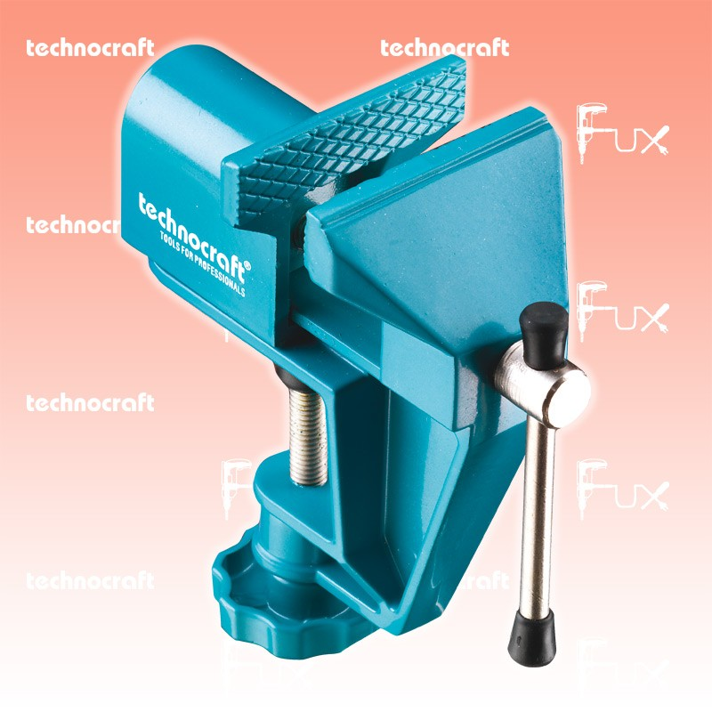 Fux Elektrowerkzeuge GmbH - Technocraft Mini-Schraubstock