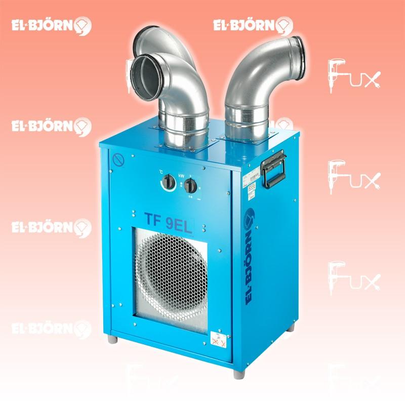 Fux Elektrowerkzeuge GmbH - El Björn TF 9EL Heizsystem 9 kW