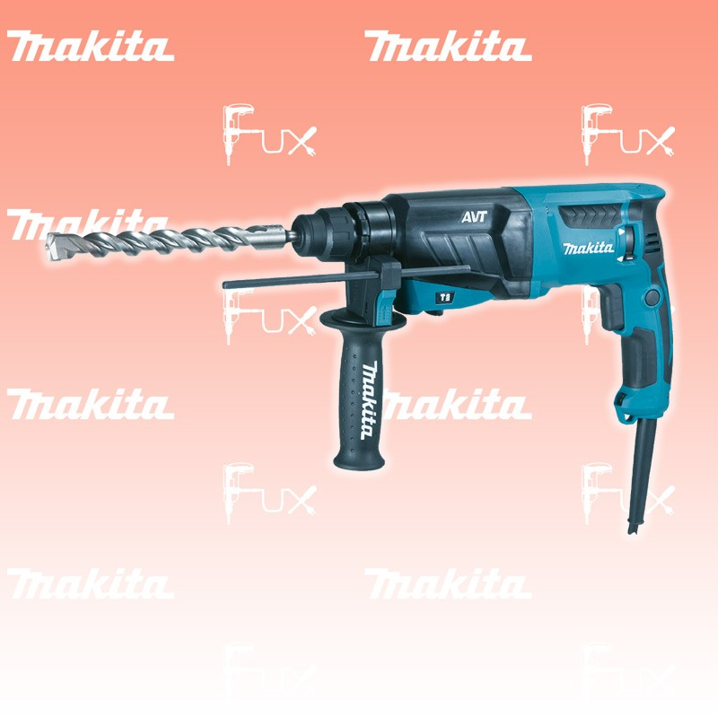 fux elektrowerkzeuge gmbh makita hr 2631 fj bohr spitzhammer. Black Bedroom Furniture Sets. Home Design Ideas