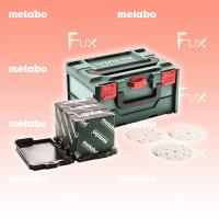 "Metabo METALOC SCHLEIFMITTEL-SET ""MULTI-HOLE"", 150, FARBE"